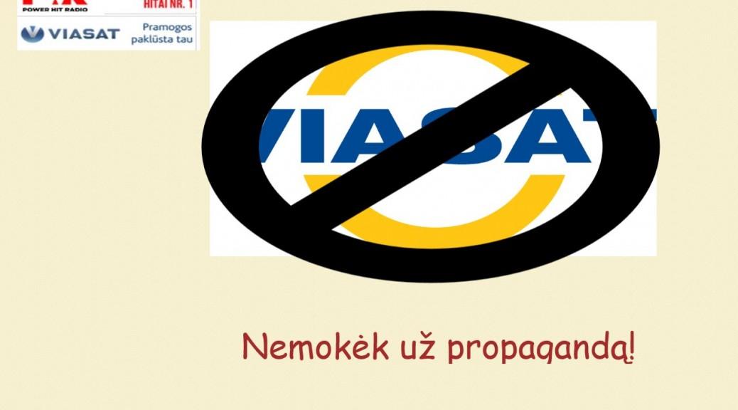 Ar Viasat galioja įstatymai?