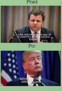 Mantas Trumpas